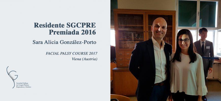 Premio Residentes 2016 / FACIAL PALSY COURSE 2017