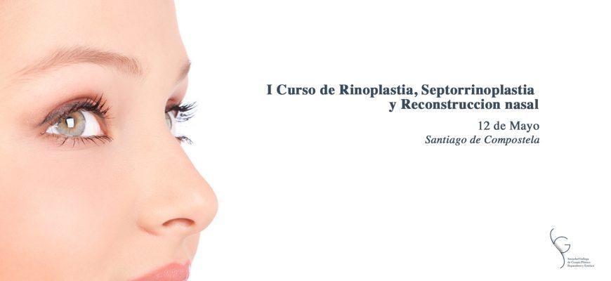 I Curso de Rinoplastia, Septorrinoplastia y Reconstruccion nasal