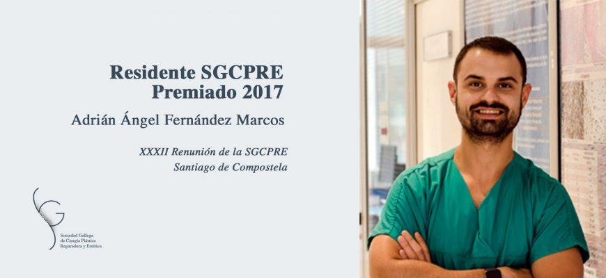 Premio Residentes SGCPRE 2017