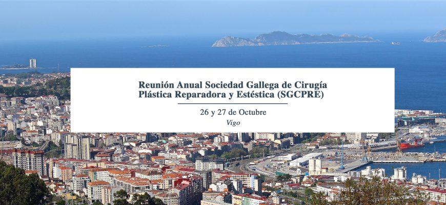 XXXIII Reunión Anual SGCPRE – Vigo