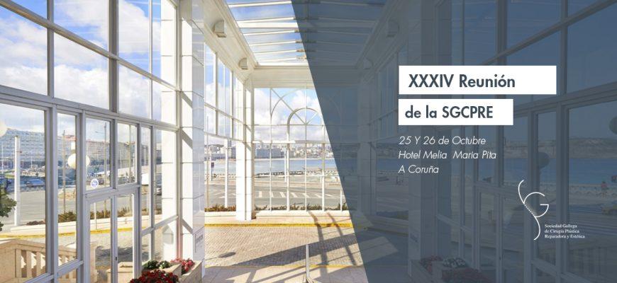 XXXIV Reunión de la SGCPRE